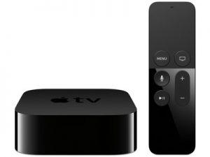 Apple TVを使ってテレビで見る