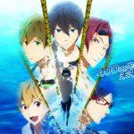 水泳アニメ「Free!(フリー)」の1,2期はHulu・U-NEXT・Netflixどれで配信してる?