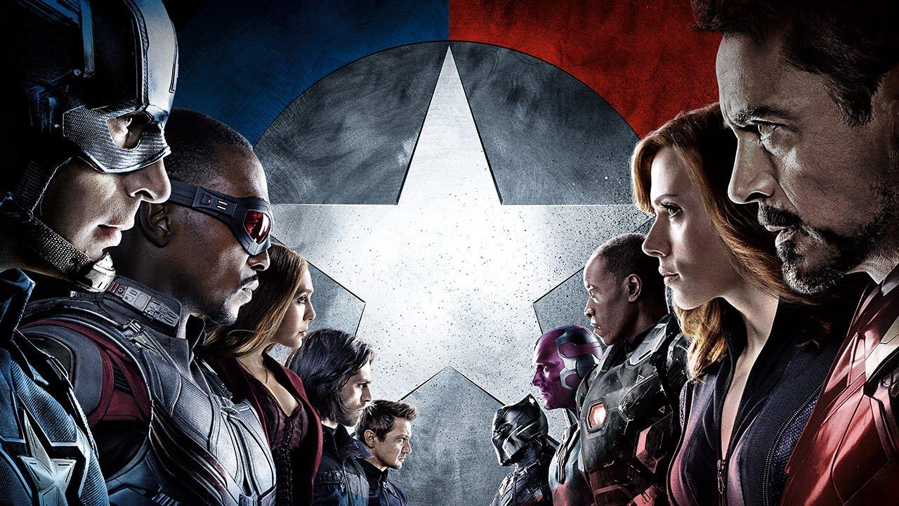 シビル・ウォー/キャプテン・アメリカはどれで見れる?