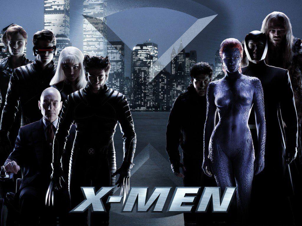 X-MENはどれで見れる?
