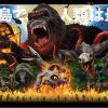 キングコング: 髑髏島の巨神はHulu・U-NEXT・Netflixどれで配信してる?