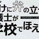『やけに弁の立つ弁護士が学校でほえる』はHulu・U-NEXT・Netflixで配信してる?