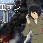 『東のエデン』のアニメと劇場版はHulu・Netflix・FODどれで配信してる?