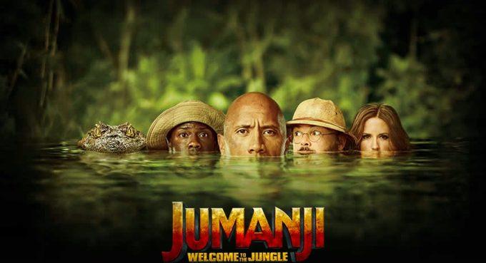 ジュマンジ/ウェルカム・トゥ・ジャングルはどれで配信してる?